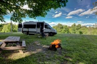Savoy Mountain State Park Campground Site 37