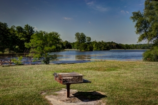 Ouabache State Park Indiana Lake