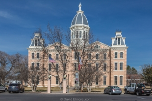 Presidio County Courthouse, Marfa, Texas