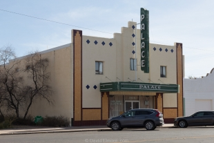 Palace Theater, Marfa, Texas