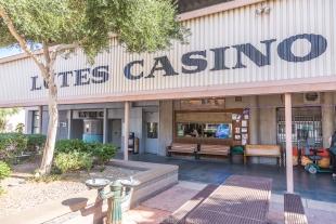 Lutes Casino restaurant, Yuma, Arizona