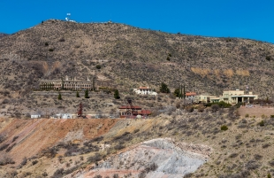 Jerome Historical State Park, Jerome, Arizona
