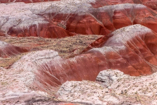 Tawa Point, Painted desert, Petrified Forest National Park, Arizona