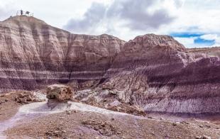 Blue Mesa Trail, Petrified Forest National Park, Arizona