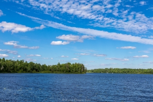 Sailor Lake, Chequamegon-Nicolet National Forest, Park Falls, Wisconsin