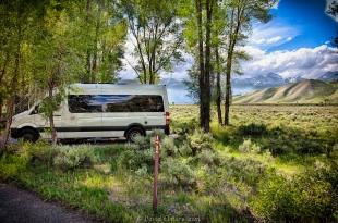 Gro Ventre Campground