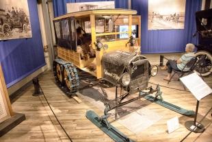 Fountainhead Auto Museum