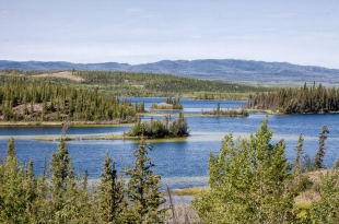 North Klondike Highway