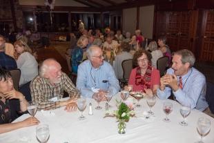 Ping Cunliffe, Rich Cunliffe, Steve Gilbert, Linda Estabrook Gilbert, Dave Welbourn