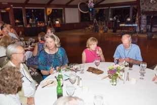 Jim Elliott, Linda Lane Carrano, Ed Jackson's wife, Ed Jackson