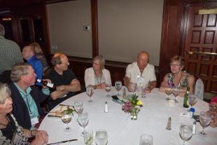 Pat Wigton Innis, Jeff Innis, Sam Caldwell, Barbara Caldwell, Bob Silzle, Diane Silzle