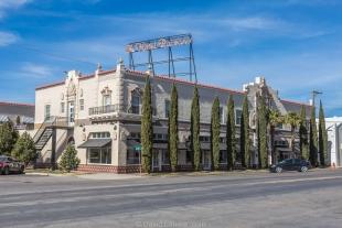 The Hotel Raisano, Marfa, Texas