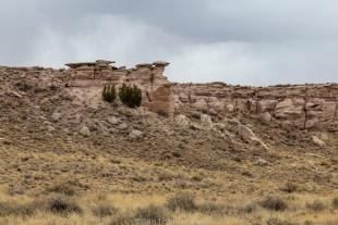 Blue Mesa, Petrified Forest National Park, Arizona