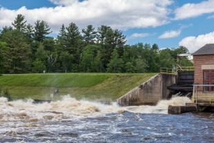 Pixley Flowage 783 near Park Falls, Wisconsin