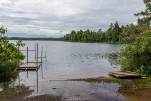 Sailor Lake picnic area, Chequamegon-Nicolet National Forest, Park Falls, Wisconsin