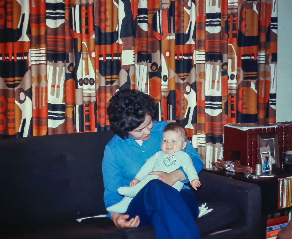 1975 Flavia with Andrew