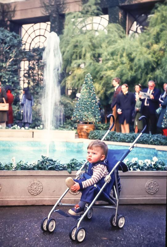 1975 Longwood gardens