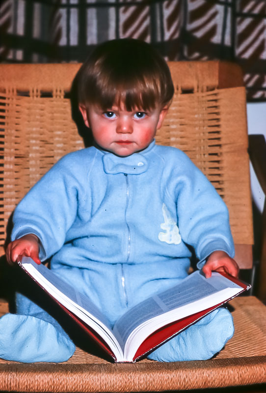 Andrew - April 1976