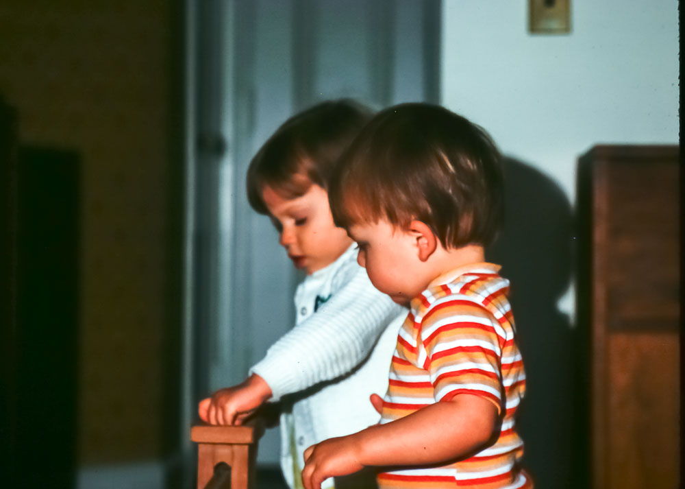 Kate Shealy and Andrew - May 1976