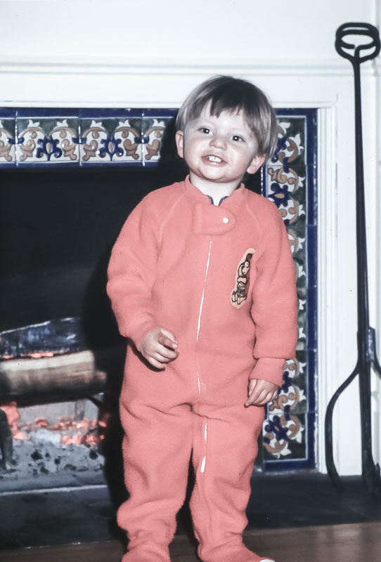 Andrew - December 1976