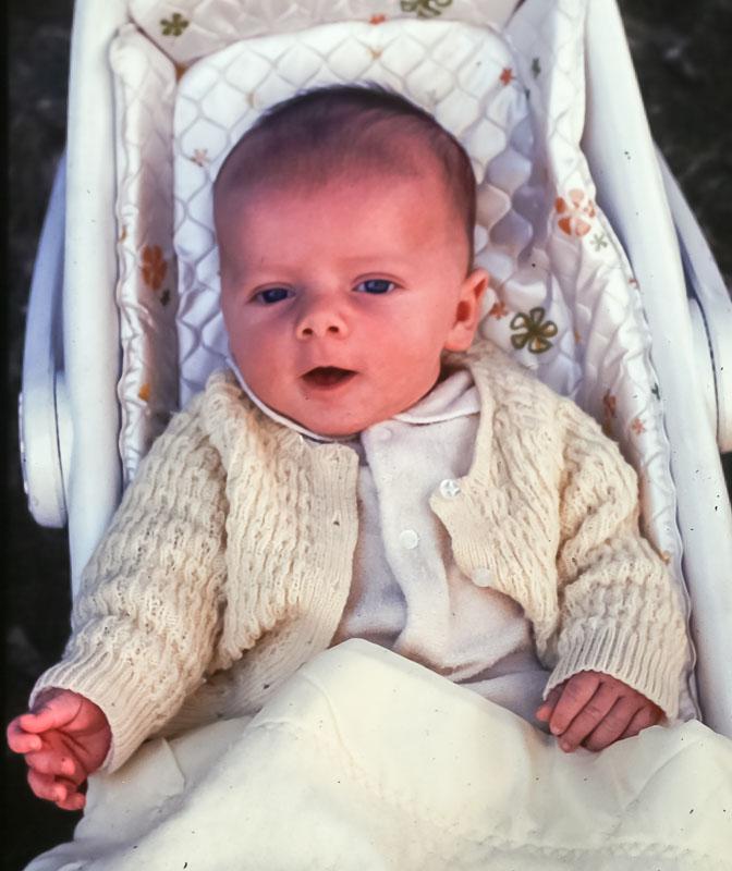 Steven - April 1977