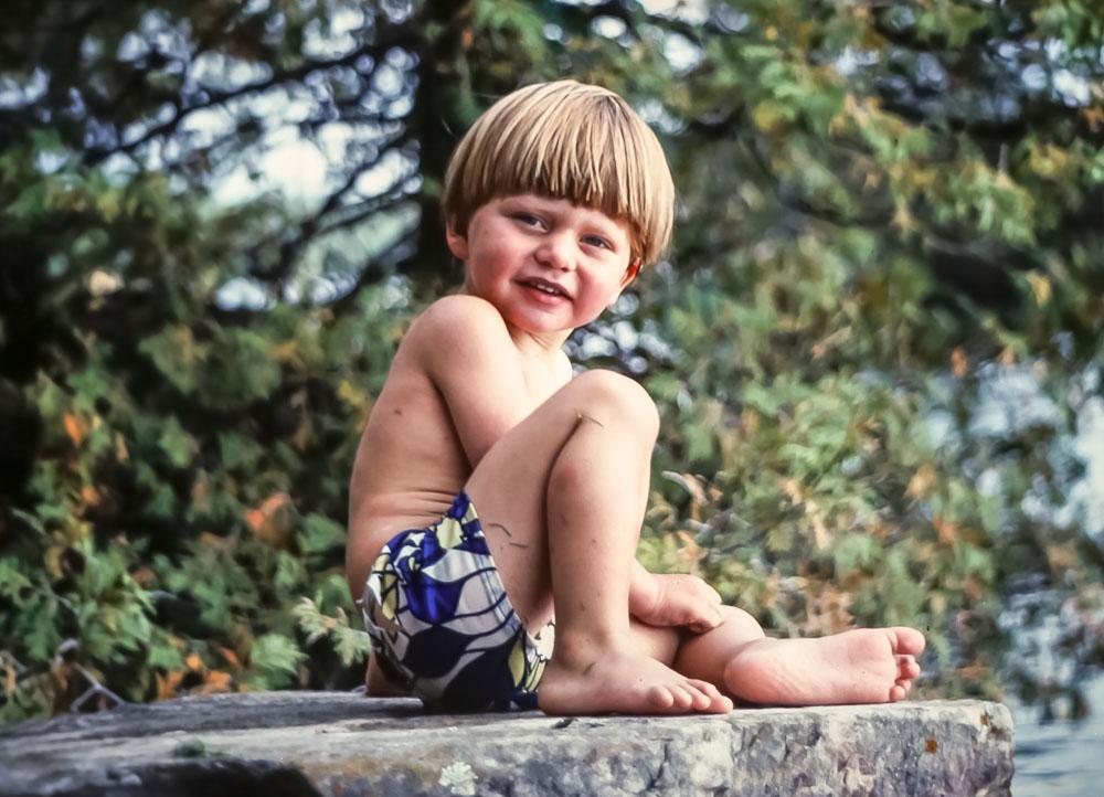 Andrew - September 1977