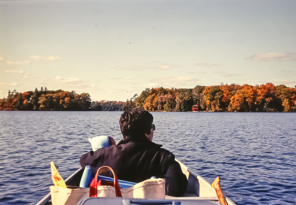 Headed to island in fall - October 1977