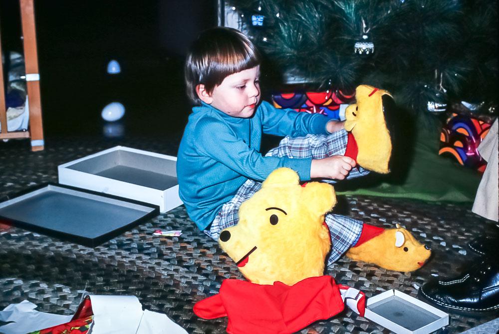 Andrew - December 1977