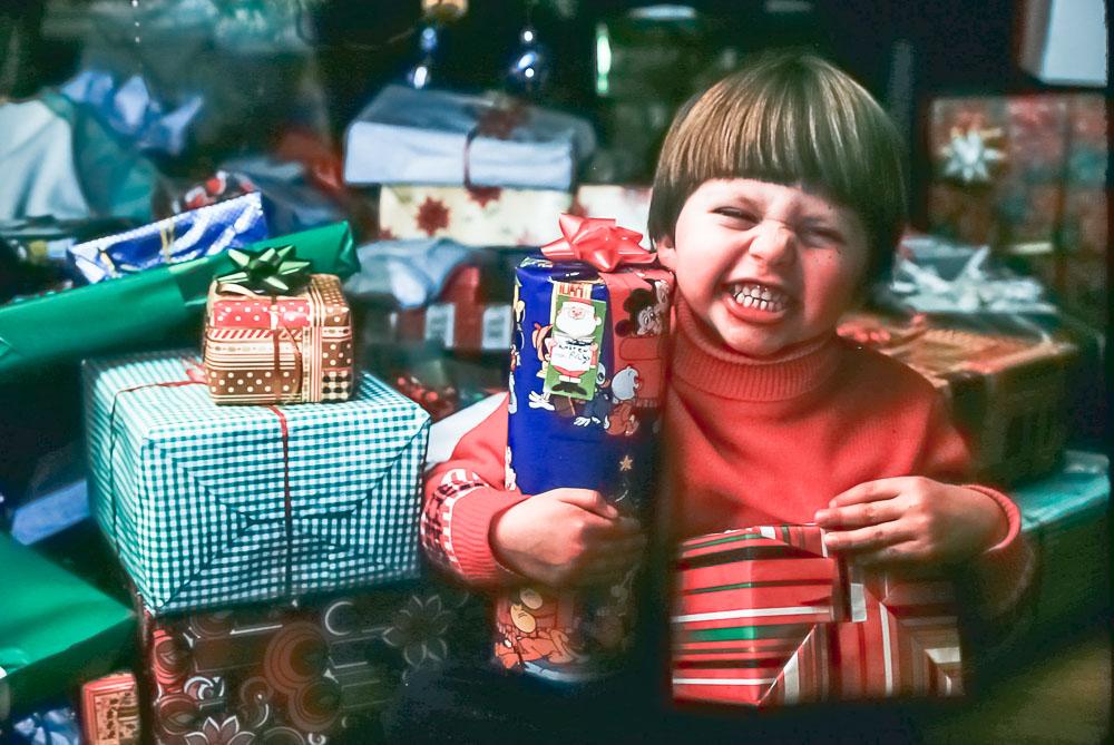 Andrew - December 1978