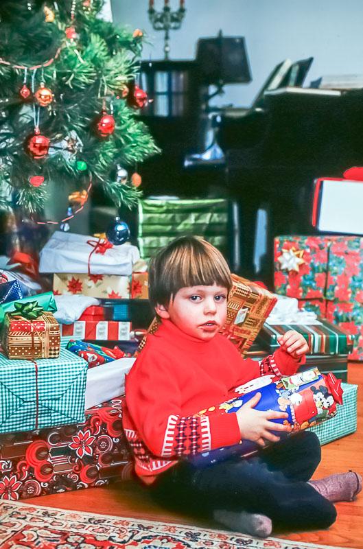 Andrew Christmas 1978