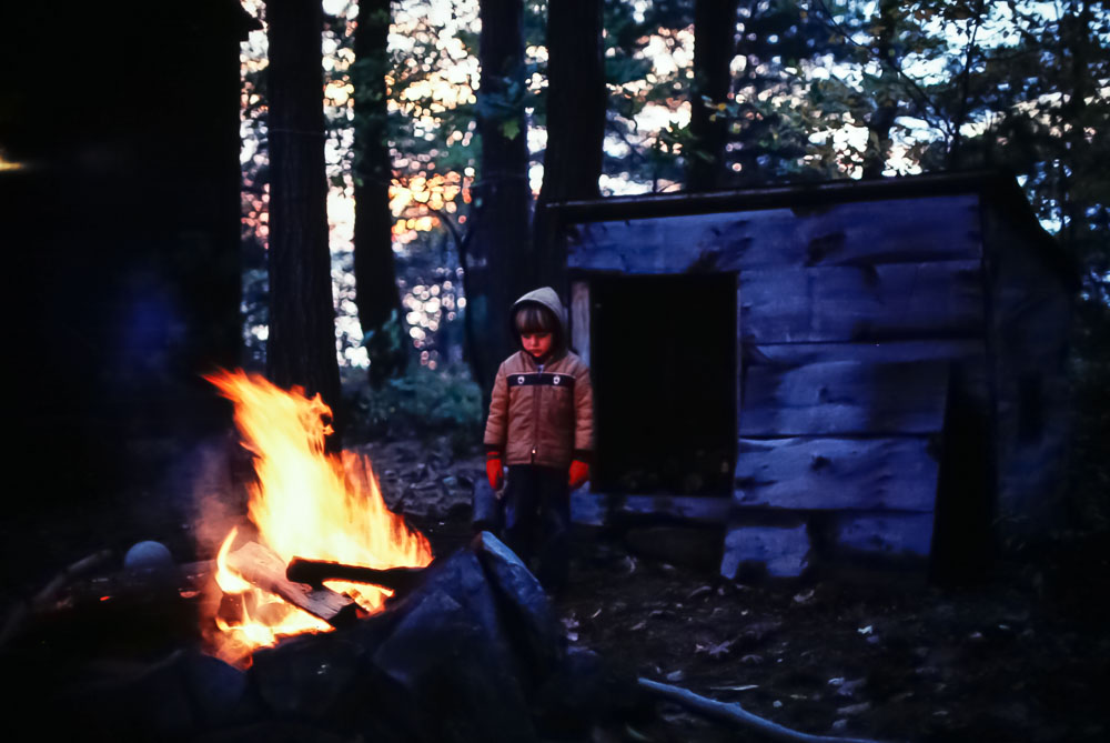 Little island in fall 1979