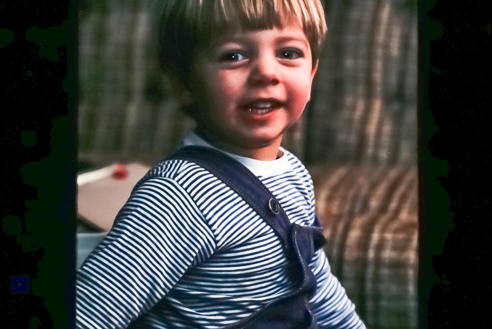 Steven - November 1979