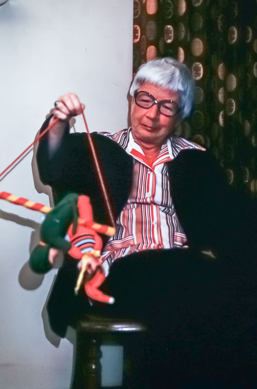 Eleanor - December 1979