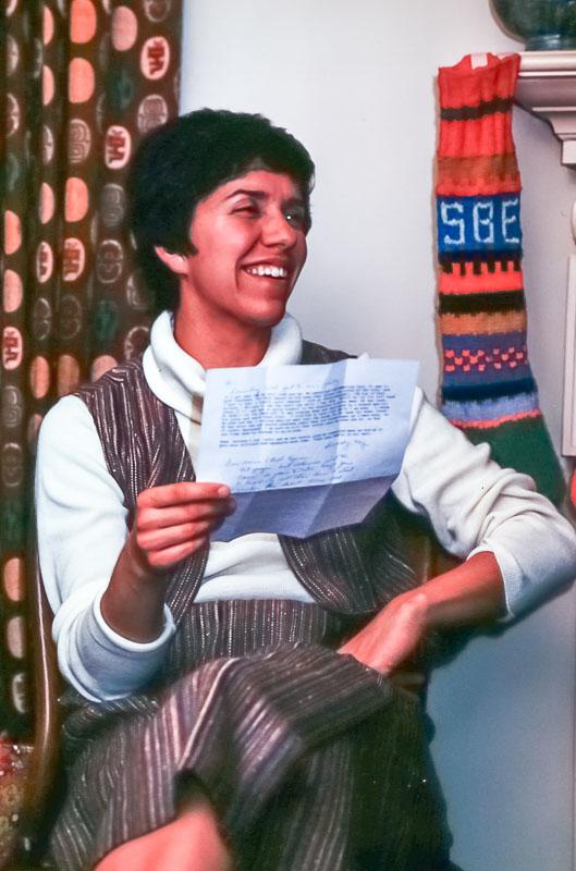 Janet - December 1979