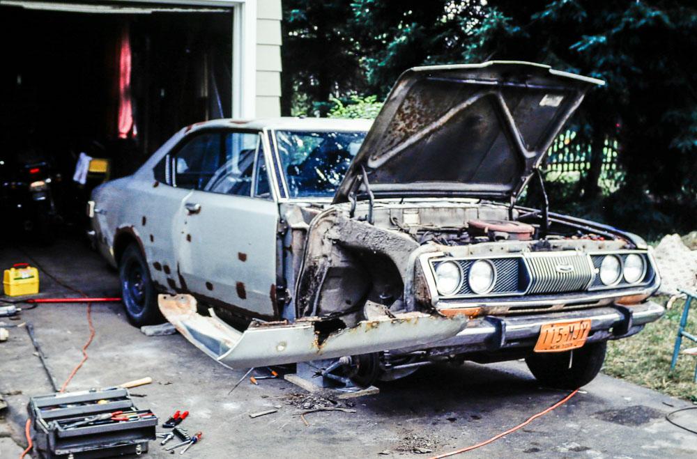 Toyota repairs 1979