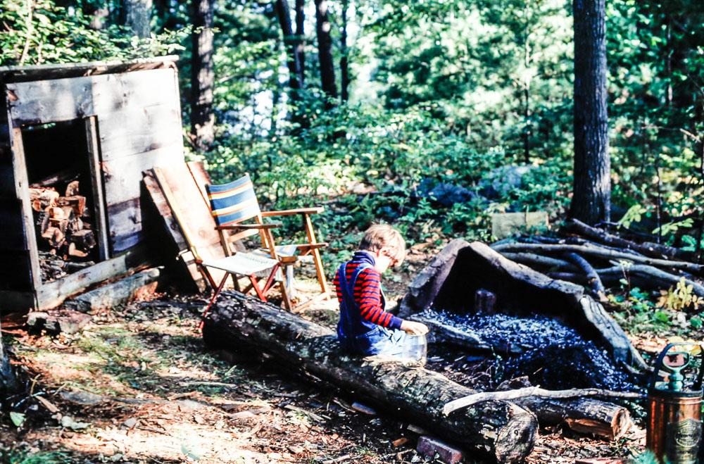 1979 Fall at Island