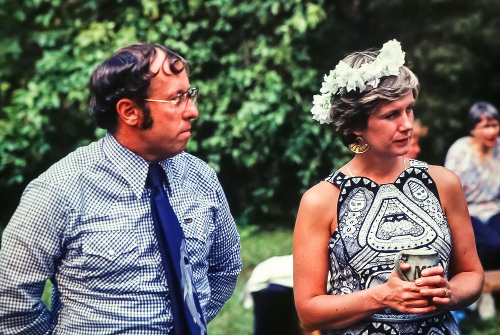 1980 Skip Lenker and Mary