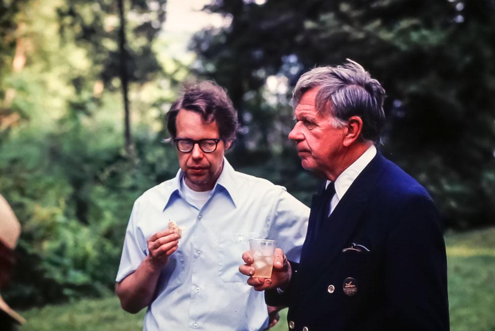 1980 Mark Heald and Den Bancroft