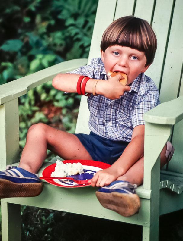 Andrew - July 1980