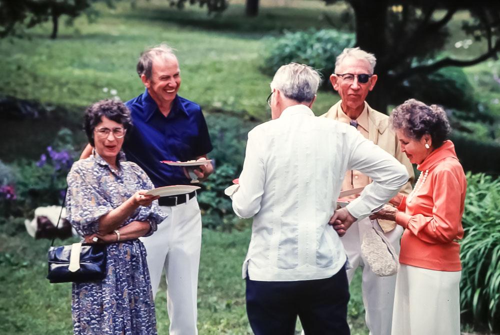 Knapps, Pennock, Bollinger - July 1980
