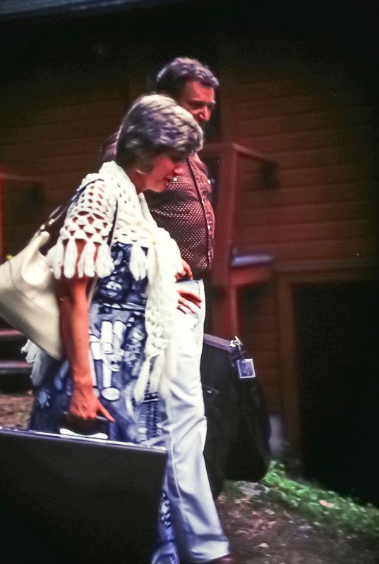 1980 Off on a honeymoon