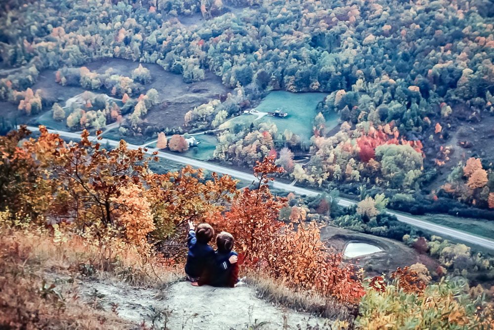 Bristol Mountain - November 1980