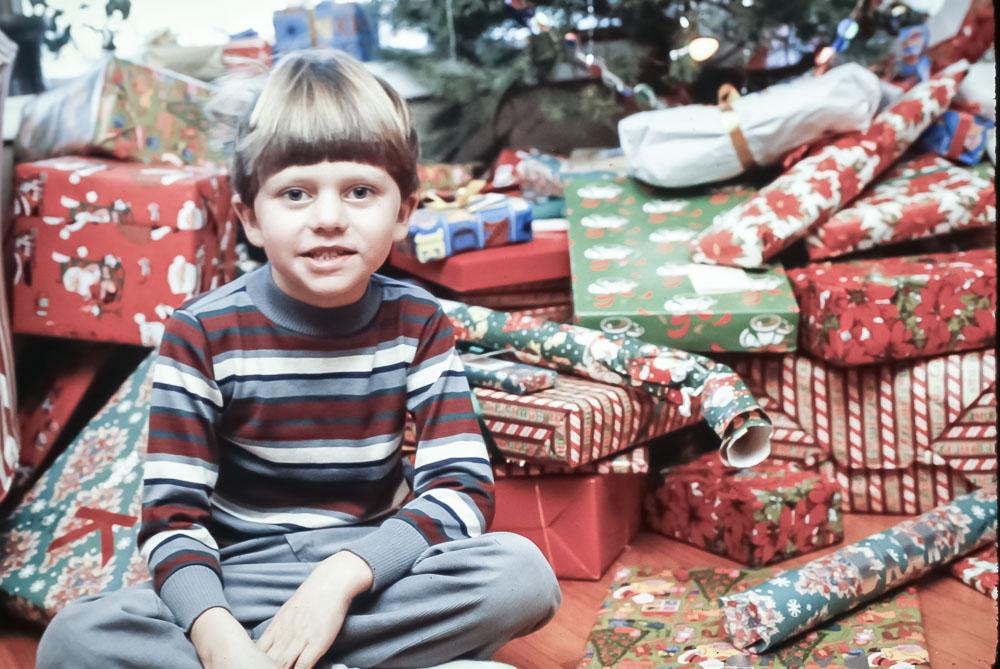 Paxon Hollow Christmas - December 1980