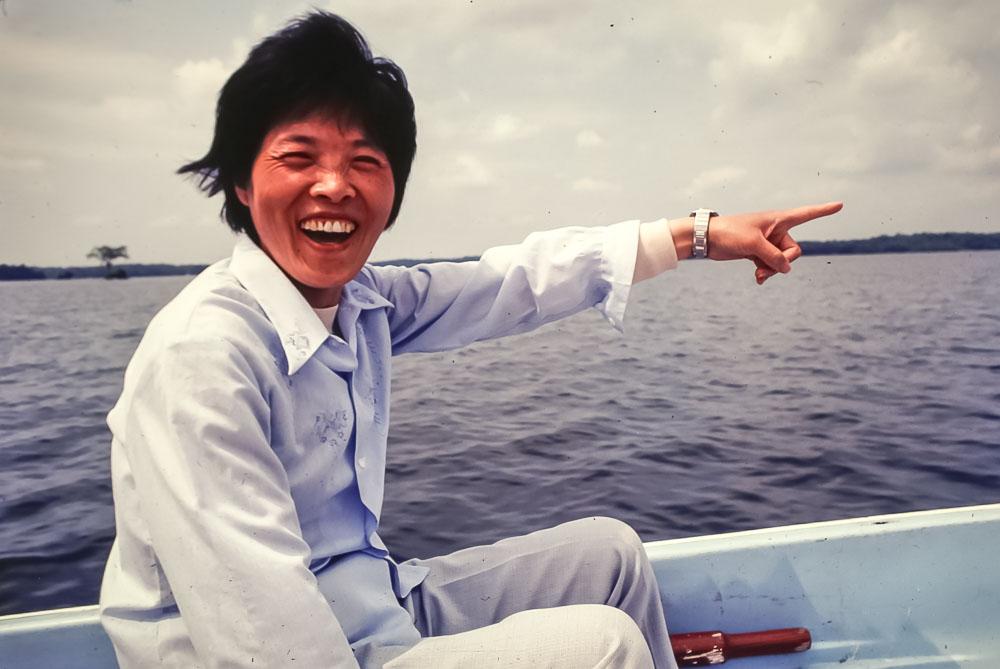 Susan - August 1981