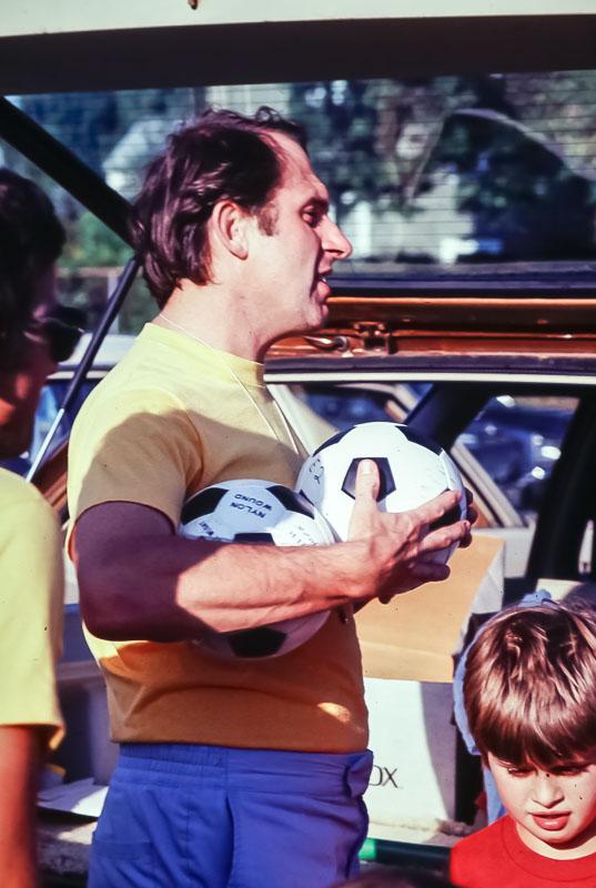 1981 Michael Greenwood, Coach, Brighton Soccer