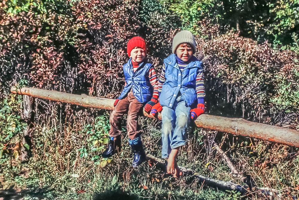 Mendon Ponds - October 1981