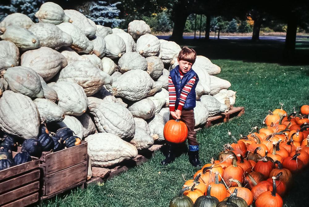 Steven - October 1981