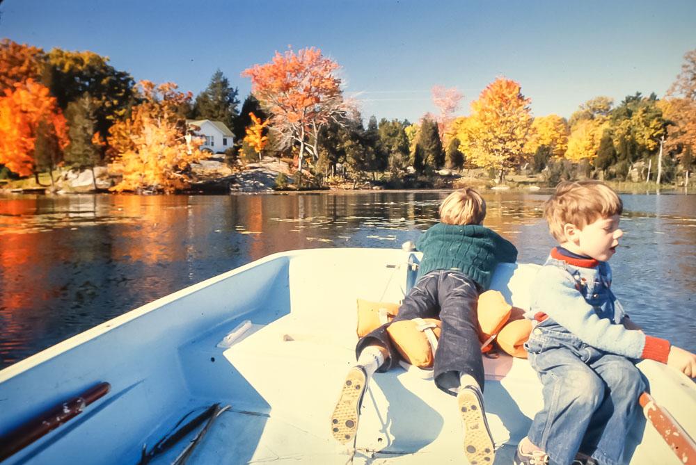 1981 Fall trip to Sand Lake