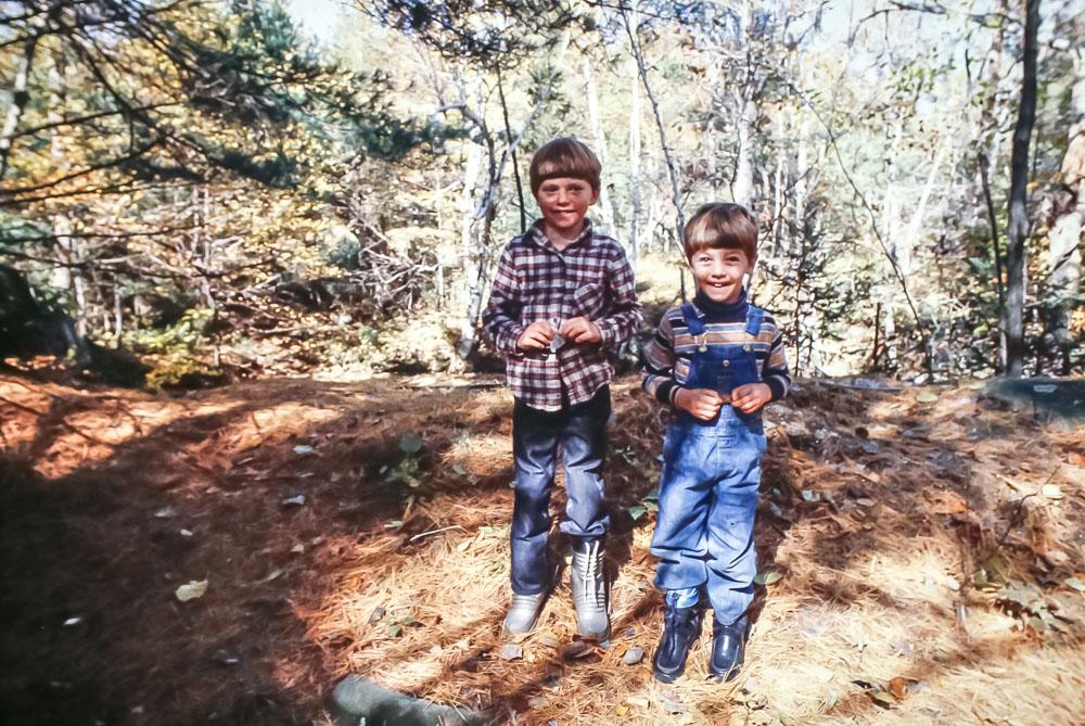 Birch Island - October 1981