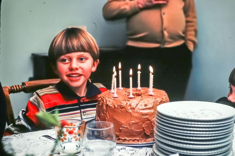 Andrew - December 1981